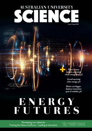 Issue 1: Australian University Science
