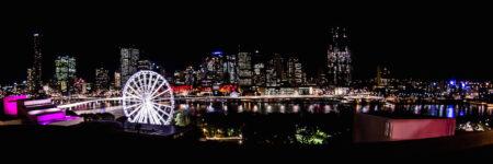 Brisbane2015 Conference Dinner View