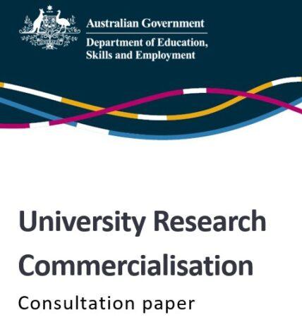 Uni Research Commercialisation